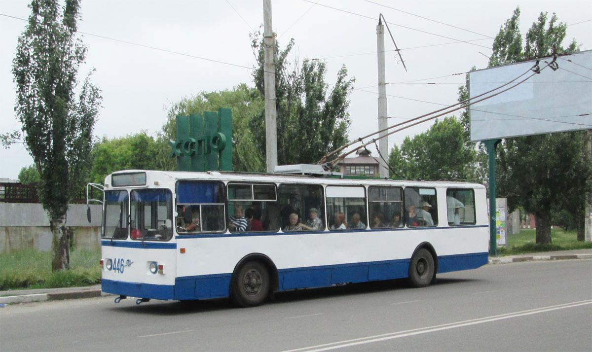Херсон. ЗиУ-682Г00 №446