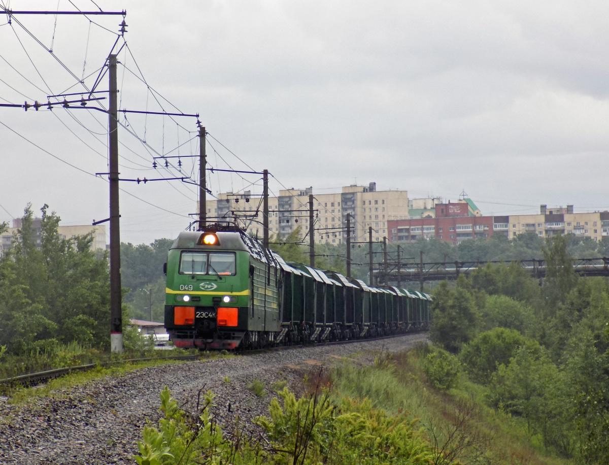 Санкт-Петербург. 2ЭС4К-049 Дончак