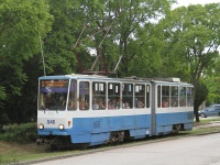 Евпатория. Tatra KT4SU №046
