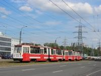 Санкт-Петербург. ЛВС-86К №5008, ЛВС-86К №5007