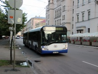Рига. Solaris Urbino 18 EU-2065