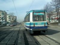 Новокузнецк. 71-605 (КТМ-5) №387