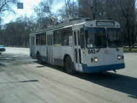 Новокузнецк. ЗиУ-682Г-017 (ЗиУ-682Г0Н) №043