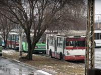 Волгодонск. ЗиУ-682Г00 №38, ВЗТМ-5284 №46, ЗиУ-682В00 №77