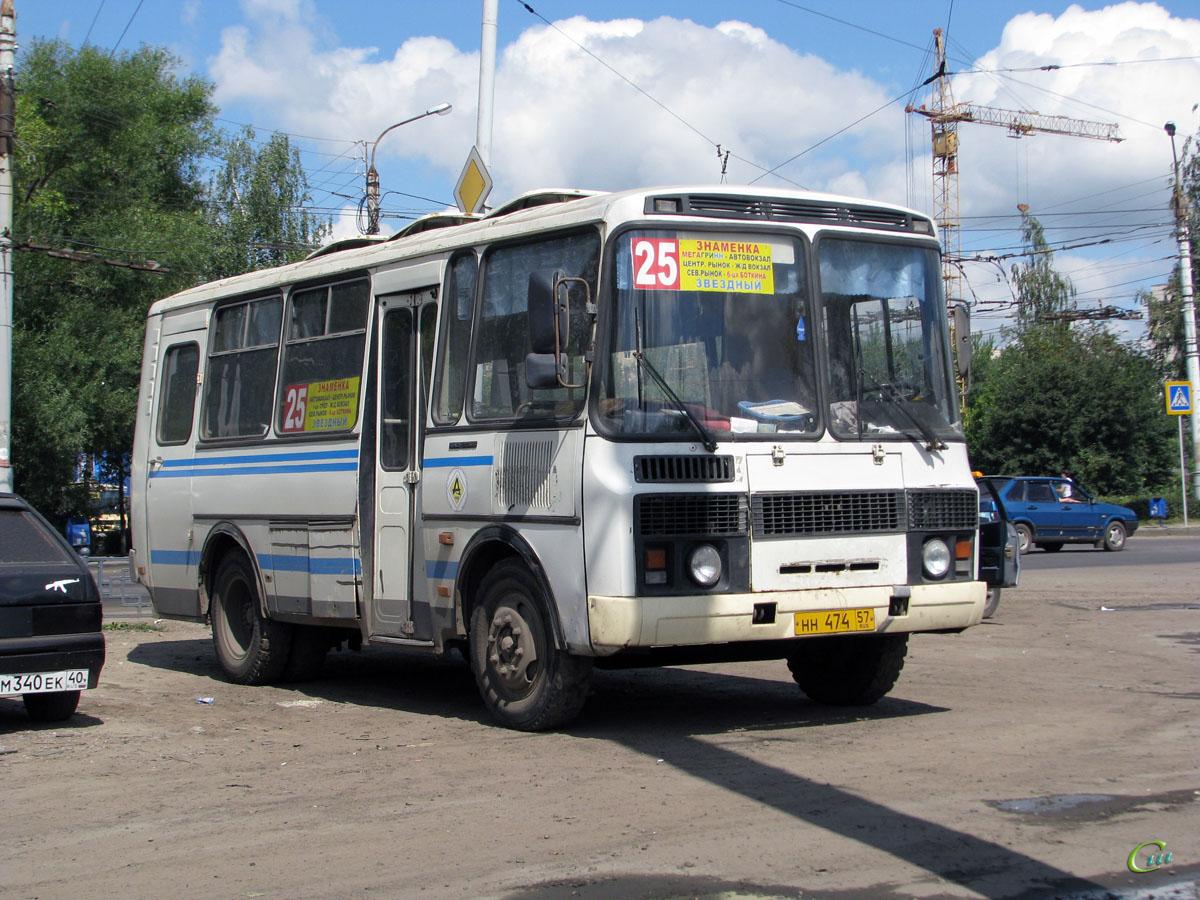 Орёл. ПАЗ-32053 нн474