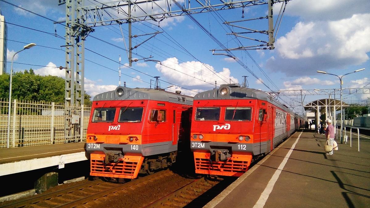 Москва. ЭТ2М-112, ЭТ2М-140
