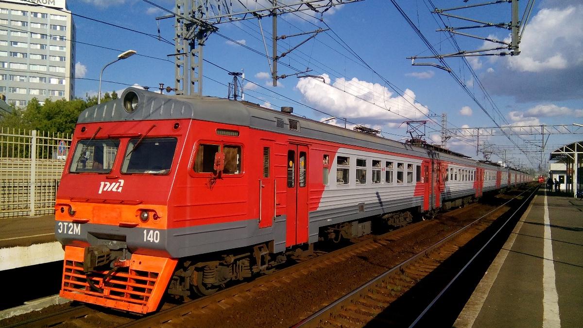Москва. ЭТ2М-140