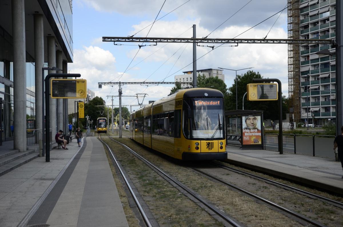 Дрезден. Bombardier NGTD12DD №2829