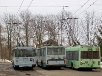 Могилев. АКСМ-32102 №063, ЗиУ-682Г-016 (ЗиУ-682Г0М) №027, АКСМ-20101 №322