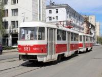 Самара. Tatra T3SU №880, Tatra T3SU №881