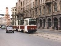 Санкт-Петербург. ЛВС-86К №3038