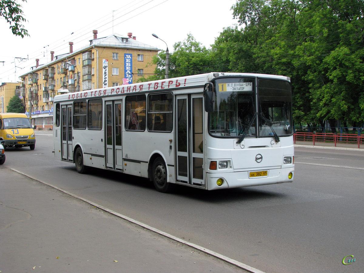 Тверь. ЛиАЗ-5256.26 ак382