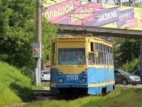 Владивосток. 71-605А (КТМ-5А) №289