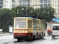 Санкт-Петербург. ЛВС-86К №7075