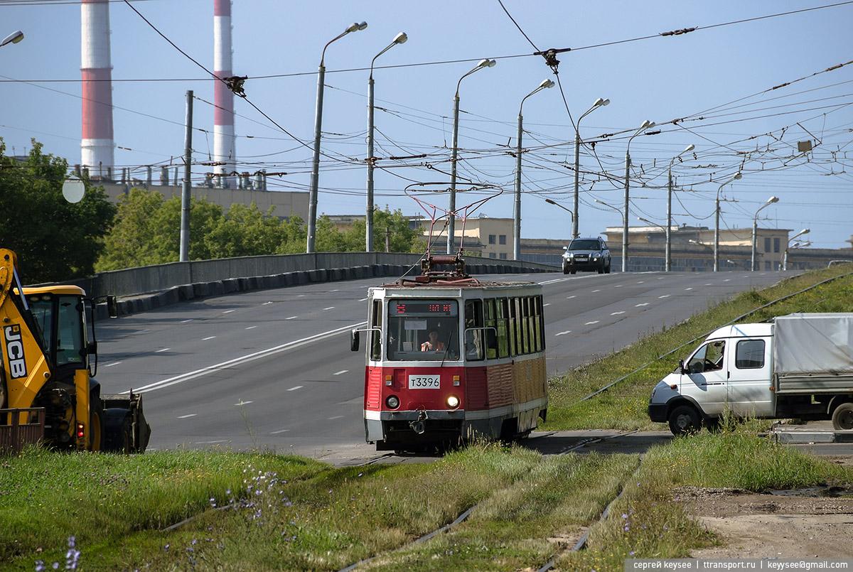 Нижний Новгород. 71-605 (КТМ-5) №3396