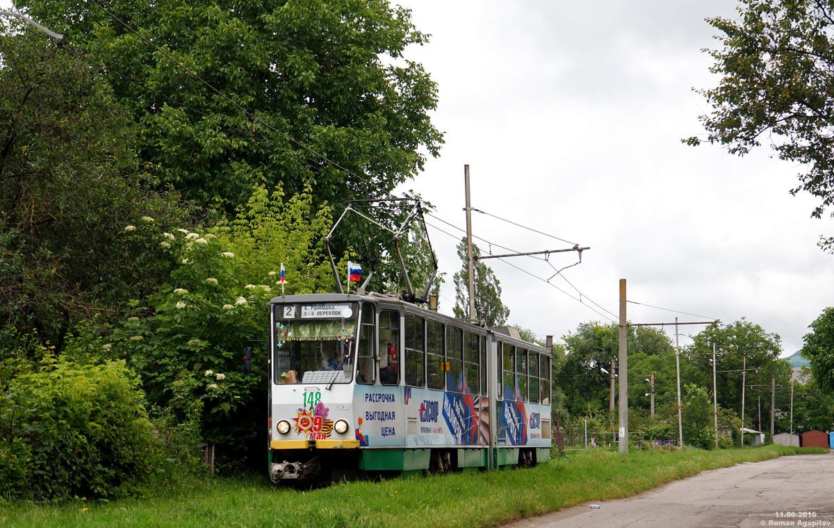 Пятигорск. Tatra KT4SU №148