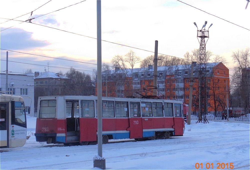 Томск. 71-605 (КТМ-5) №293