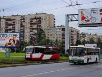 Санкт-Петербург. 71-153 (ЛМ-2008) №1401, НефАЗ-52994-40-42 в666не