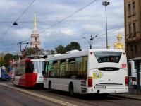Санкт-Петербург. 71-153 (ЛМ-2008) №1427, Scania OmniLink в428ау