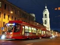 Санкт-Петербург. 71-623-03 (КТМ-23) №3705, 71-623-03 (КТМ-23) №3706