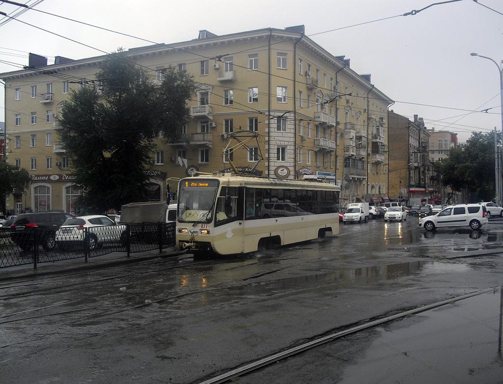 Ростов-на-Дону. 71-619К (КТМ-19К) №077