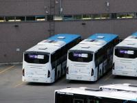 Хельсинки. Volvo 8900 LLR-581, Volvo 8900 LLR-575