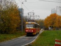 Москва. Tatra T3 (МТТЧ) №1354
