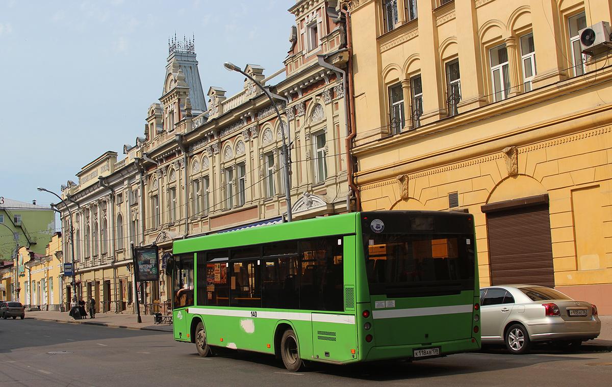 Иркутск. МАЗ-206.068 к118ав