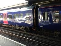 Лондон. British Rail Class 166-215