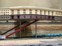 Санкт-Петербург. Макет станции глубокого заложения «Технологический институт»