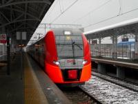 Москва. ЭС2Г-036 Ласточка