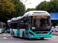 Таллин. Volvo 7900 Hybrid 724 TAK