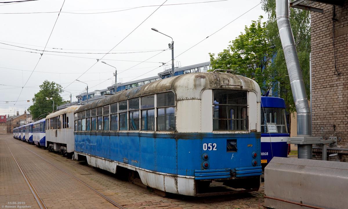 Рига. РВЗ-6М2 №052