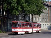 Таллин. Tatra KT4D №154