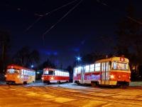 Киев. Tatra T3SU №5839, Tatra T3SUCS №5657, Tatra T3SUCS №6029