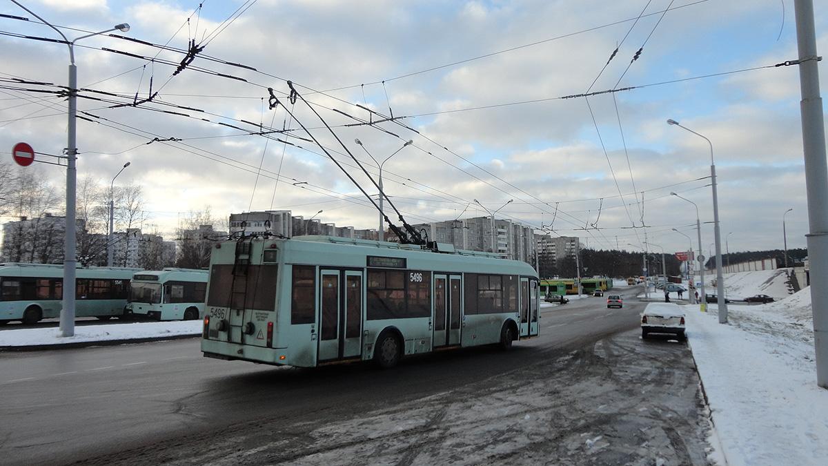 Минск. АКСМ-321 №5496