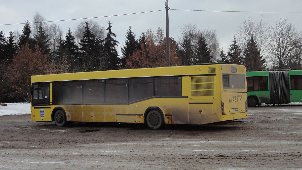 Минск. МАЗ-103.465 AK4277-7