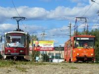 Тула. 71-407 №4, Tatra T6B5 (Tatra T3M) №347