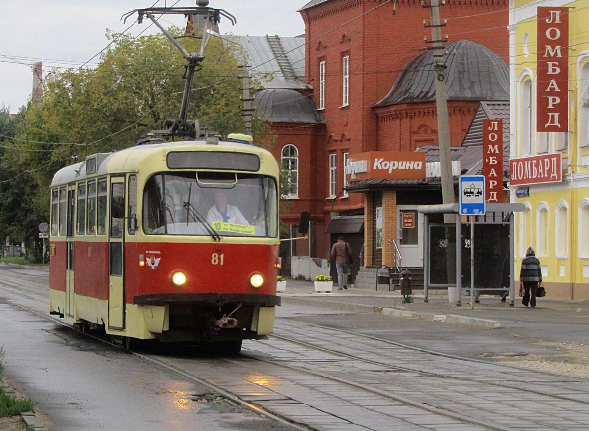 заставить ваших тульский трамвай фото зависит