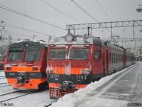 Москва. ЭР2Т-7143, ЭД4М-0102