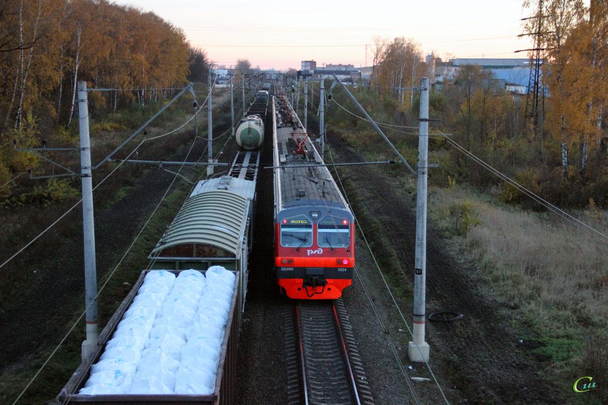 Подольск (Россия). ЭД4МК-0024