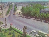 Барановичи. Автобус ЛиАЗ-677
