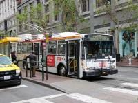 Сан-Франциско. Škoda 14TrSF №5428