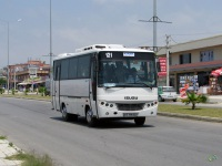 Анталья. Isuzu Roybus 07 YM 632