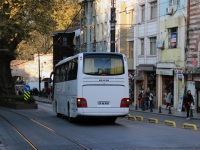 Стамбул. MAN R07 Lion's Coach 34 HU 3818