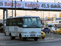Стамбул. Otoyol M23 HD 34 TV 6211