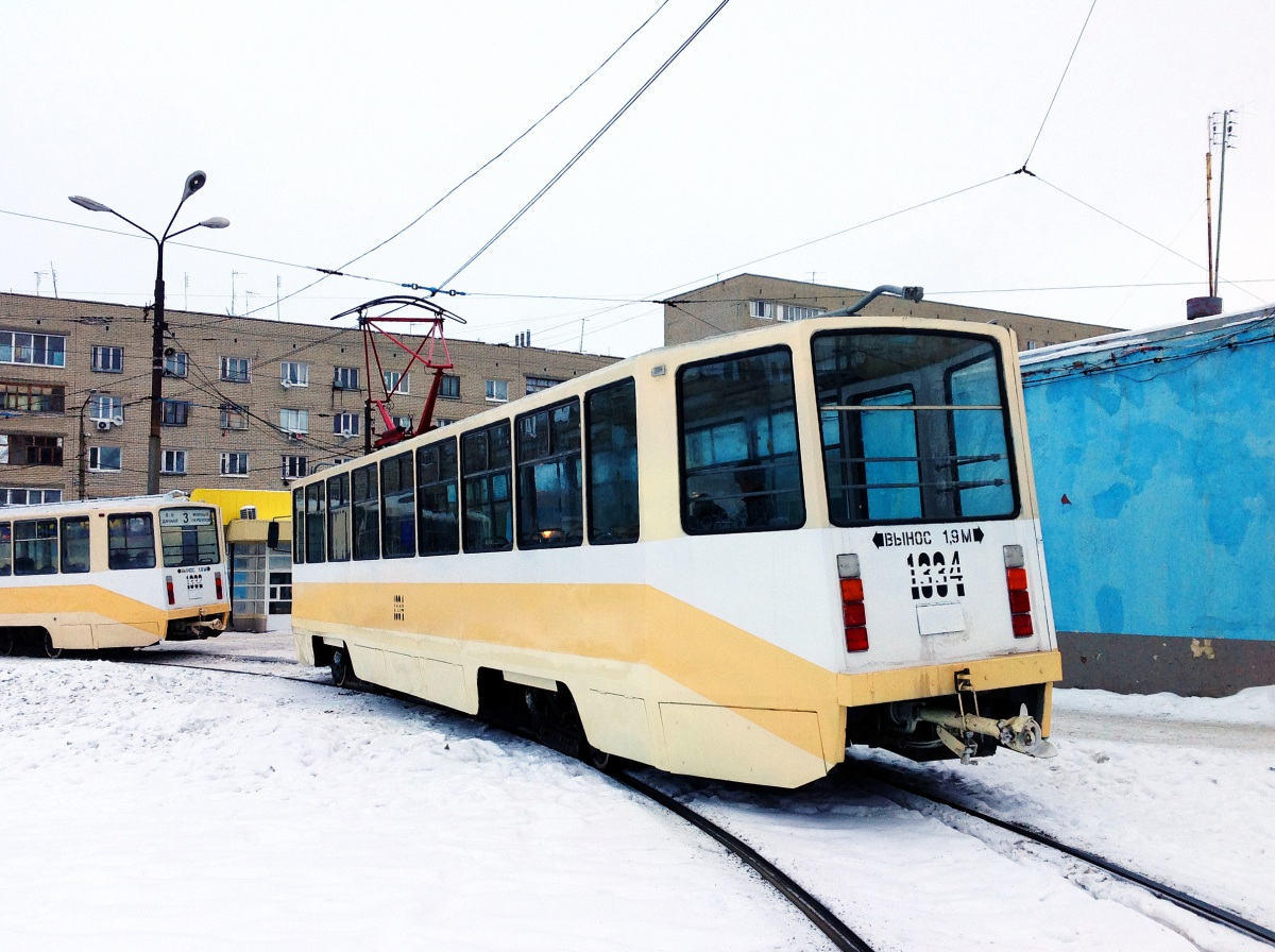Саратов. 71-608КМ (КТМ-8М) №1334