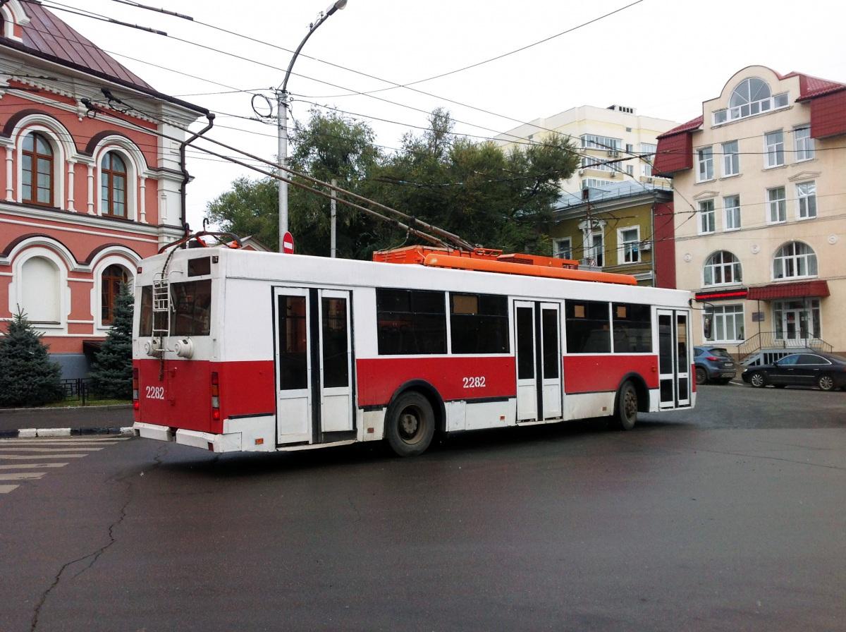 Саратов. ТролЗа-5275.06 Оптима №2282