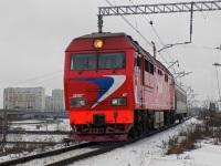 Санкт-Петербург. ТЭП70БС-021