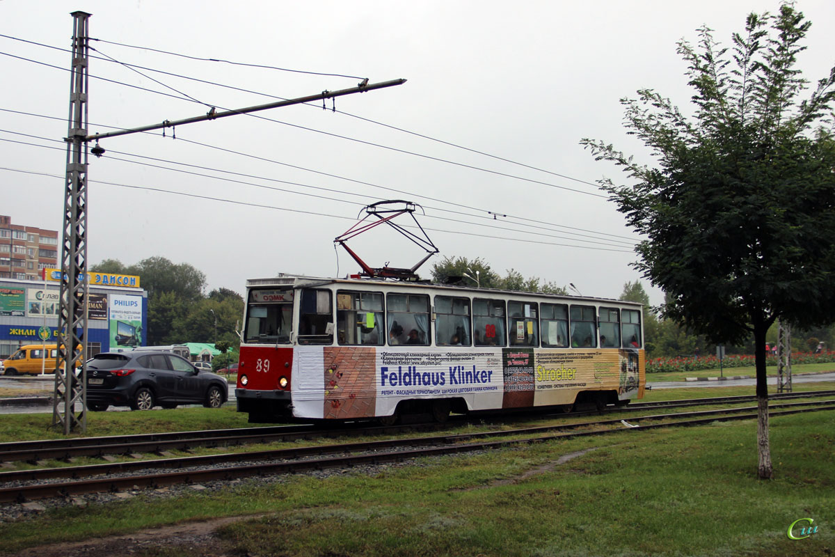 Старый Оскол. 71-605 (КТМ-5) №89